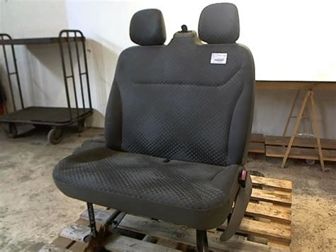 siege avant droit banquette renault trafic ii fourgon phase 2 diesel