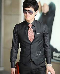 Gay japanese suit men