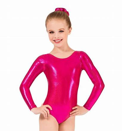 Leotards Gymnastics Metallic Leotard Dance Wear Ballet
