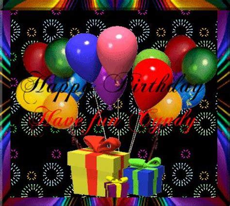 happy birthday balloons colorful pinterest birthdays
