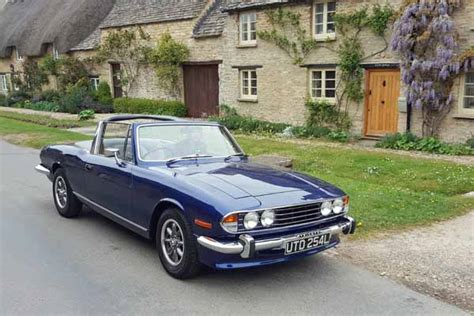 Classic Car Hire Cotswolds