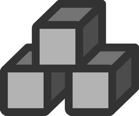 Block Device Icon Clip Art At Clker.com