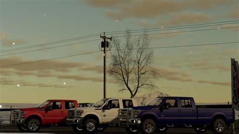 fs  ford  crew cab   powerstroke diesel