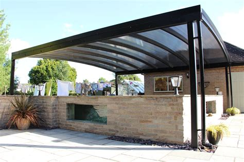 koi pond canopy installed  derbyshire kappion carports