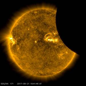 SDO Views 2017 Solar Eclipse | NASA