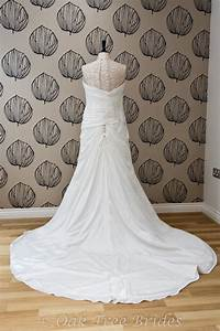 sophia tolli y11024 livia oak tree brides With size 16 wedding dress for sale