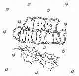 Christmas Coloring Printable Merry Pages Cards Sheets Colouring Templates Quotes Card Drawing Signs Mandala Jesus Drawings Easy Template Says Colors sketch template