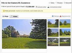 Berlusconi compra Villa Giambelli otto bagni e sette
