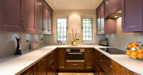 what to put on top of kitchen cabinets small u shaped galley kitchen designs u shaped kitchen 2248