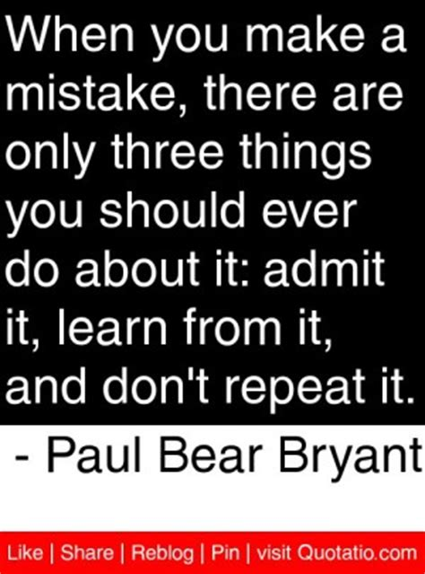 Repeat Same Mistake Quotes