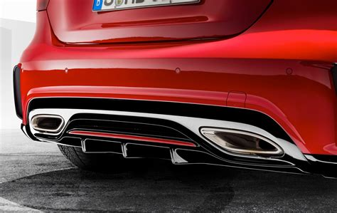 Buy a new car online. Mercedes-Benz A-Class FL gets new AMG Accessories Image 449082