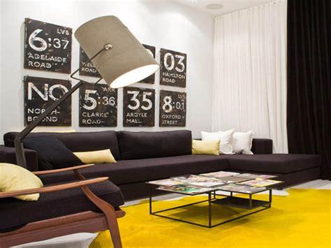 black white  yellow bedroom black white  yellow