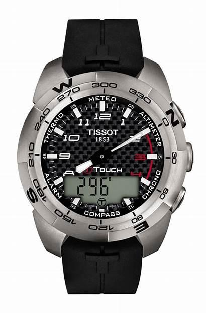 Touch Tissot Titanium Expert T013 Manual