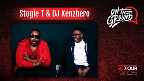 Stogie T X Dj Kenzhero Talk Rebirth Of Cool (band) Show This Weekend