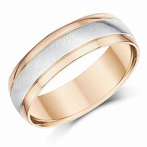 silver patterned rings and sterling silver wedding bands With rose gold and silver wedding rings