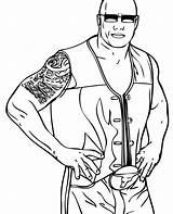 Sumo Coloring Wrestler Printable Wrestling Adults Getdrawings Getcolorings sketch template