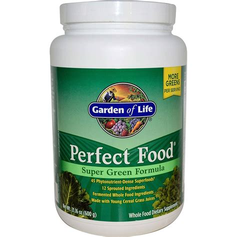 garden of products garden of food green label 600 g