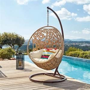 Fauteuil Suspendu Jardin : fauteuil suspendu de jardin ibis fauteuil de jardin ~ Dode.kayakingforconservation.com Idées de Décoration
