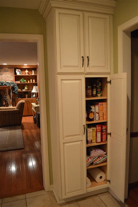 tall narrow kitchen cabinet f white wooden tall narrow pantry cabinet with maple wood