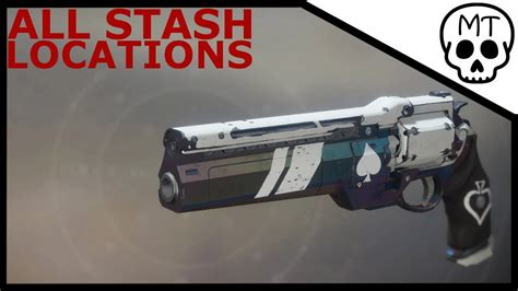 ace of spades all cayde 6 stash locations destiny 2