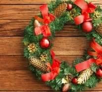 Weihnachtskranz Selber Basteln : 1000 ideen f r weihnachtsdeko basteln weihnachtsdekoration adventskalender basteln ~ Eleganceandgraceweddings.com Haus und Dekorationen