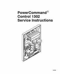 Cummins Power Command Control Service