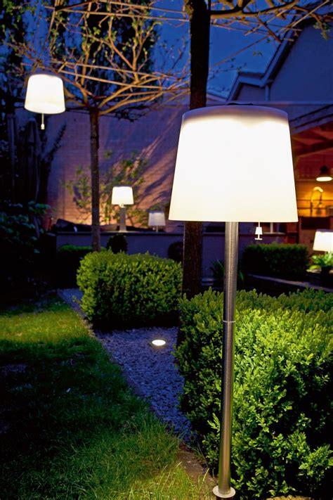 Licht Ohne Steckdose Im Garten Solarlampen Helfen