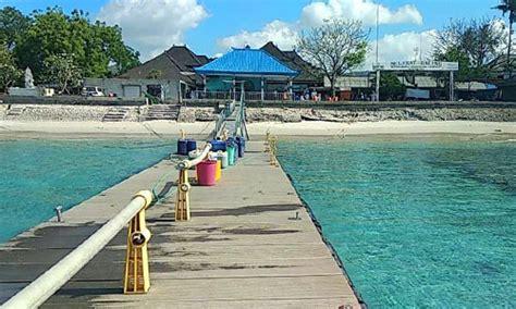 pelabuhan tradisional sampalan nusa penida