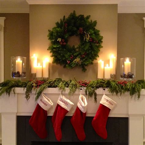 christmas mantel images mountainmama holiday mantel ideas