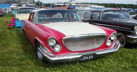 1962 Chrysler Newport At Today's Car Event :