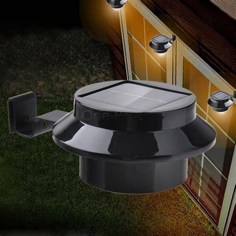 black bright yard l solar panel garden light 3