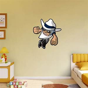 dallas cowboys rusher wall decal shop fatheadr for With dallas cowboys wall decals for kids rooms