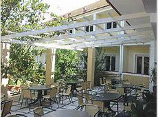 Molyvos II Hotel of Eftalou Molivos, Lesvos island, Greece
