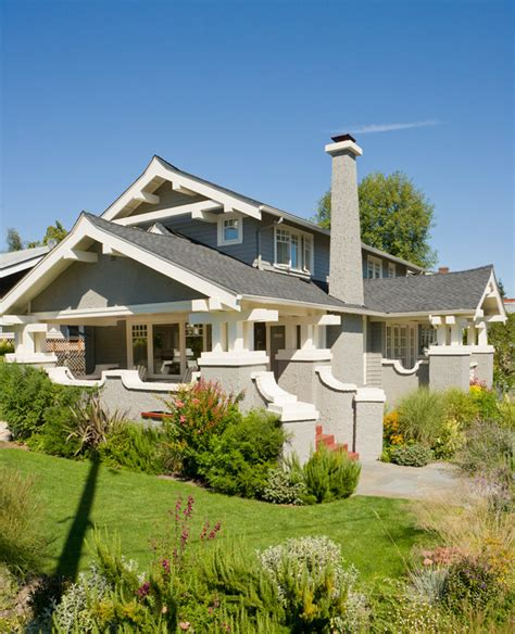 Get The Look Arts And Craftsstyle Architecture