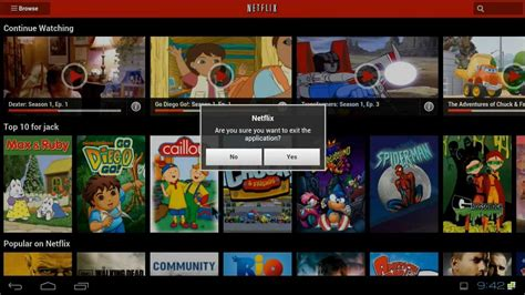 xios ds ics official netflix android app fix
