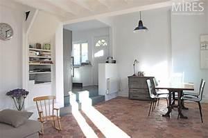 ide dco appartement moderne interesting decoration With decoration maison avec tomettes