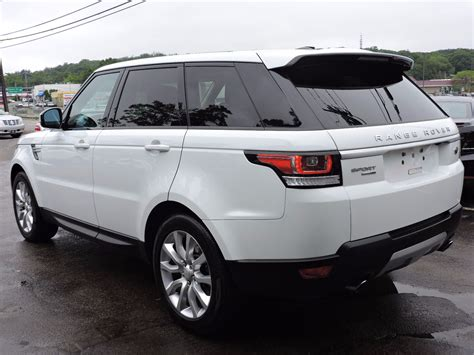 land rover range rover sport hse used 2014 land rover range rover sport hse at saugus auto mall