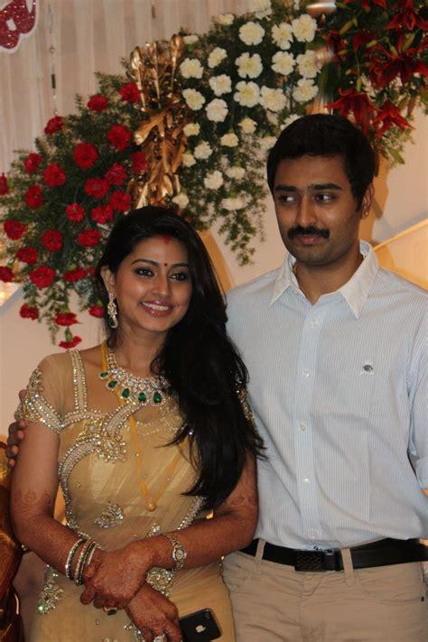 news actress sneha prasanna reception  latest