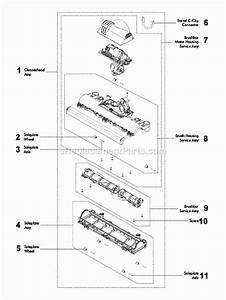 Dyson Dc65 Parts List And Diagram   Ereplacementparts Com