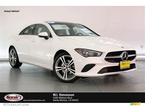 Log in or register to post comments. 2020 Polar White Mercedes-Benz CLA 250 Coupe #136497194   GTCarLot.com - Car Color Galleries