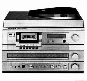 Grundig Cc 330 - Manual - Compact Music Center