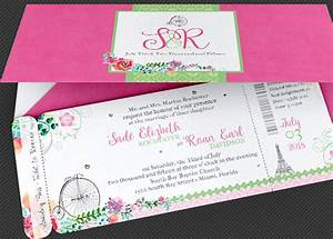 french wedding boarding pass invitation template inspiks With boarding pass wedding invitations with rsvp template