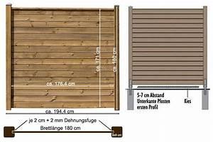 Sonnensegel Pfosten Holz : sichtschutzzaun holz pfosten ~ Michelbontemps.com Haus und Dekorationen
