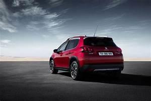Peugeot 2008 1 2 Puretech 110 : peugeot 2008 facelift 2016 1 2 puretech 110 hp automatic start stop stt ~ Medecine-chirurgie-esthetiques.com Avis de Voitures