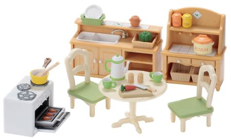cuisine sylvanian set cuisine sylvanian families