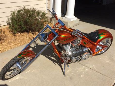 2008 Custom Built Motorcycles Pro Street For Sale On 2040