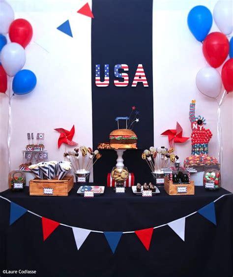 decoration americaine pour chambre conseils décoration de table américaine photos