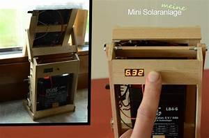 Mini Fliegen Am Fenster : meine 6 volt mini solaranlage notstrom f r smartphone und mit licht wohnen ~ Eleganceandgraceweddings.com Haus und Dekorationen