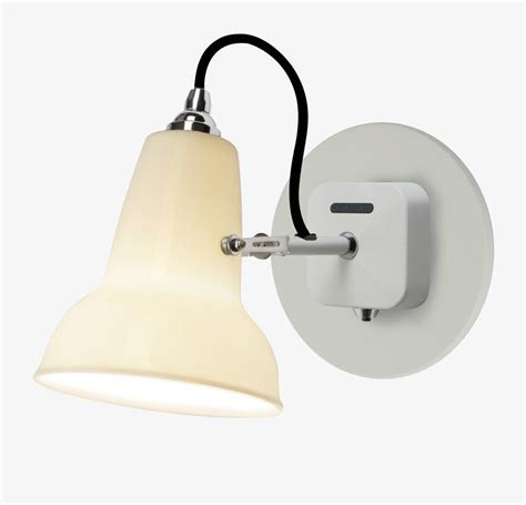 anglepoise original 1227 mini ceramic wall light gr shop