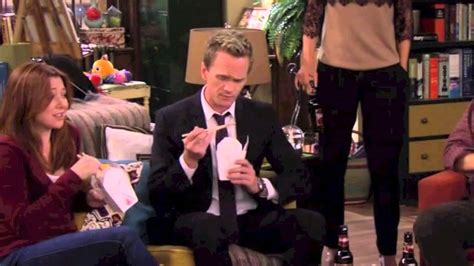 Himym Barney Resume by Chopsticks Are Legendarily Possimpible For Barney